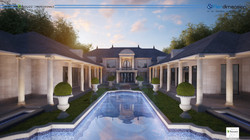 3d exterior renderings