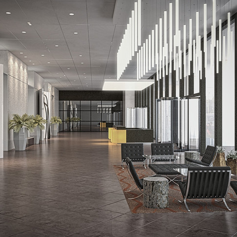 Commercial & Corporative Professional Rendering