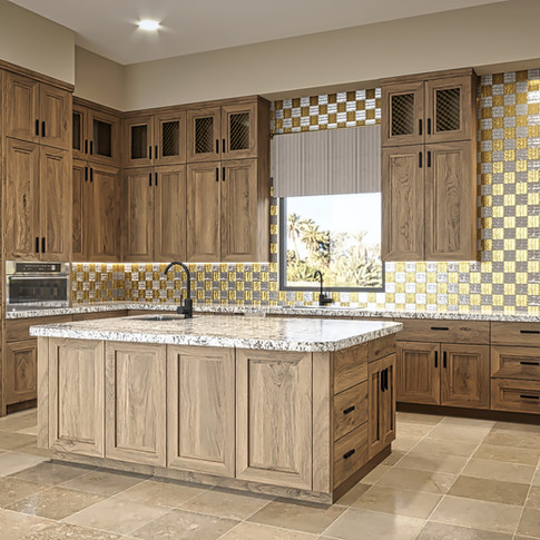 Kitchen Professional Rendering