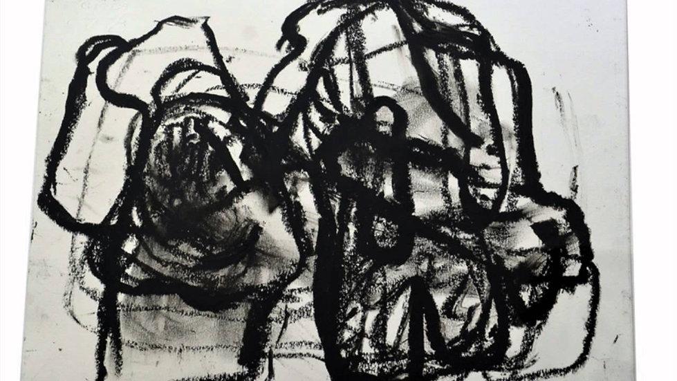 Jannis Kounellis sketch