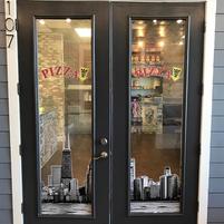 Business Door Decals