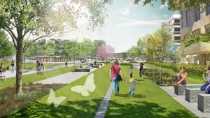 Cartesiusdriehoek wordt duurzame stadswijk