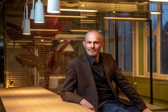Jurgen Overweg van Evident, Fotograaf Aad van Vliet