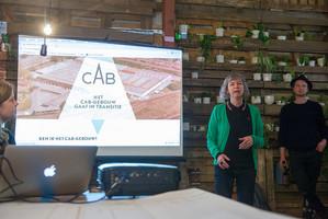 dB's maakt plan voor CABgebouw