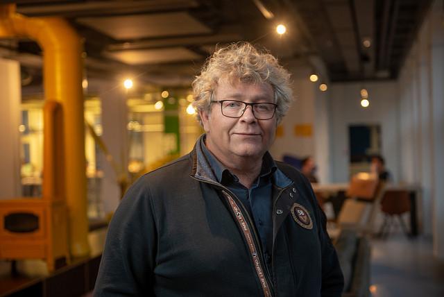 Eril Oldenwald, Werkspoor Kwartaal, Fotograaf: Aad van Vliet