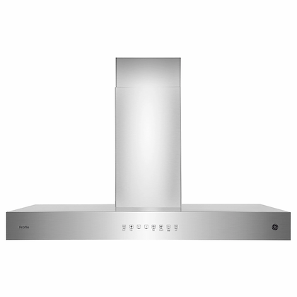 Campana de Isla 120cm Inox Touch CGP1220I7I - Ge Profile