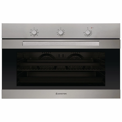 Horno Gas Convencional  90cm MS5734IXA - Ariston