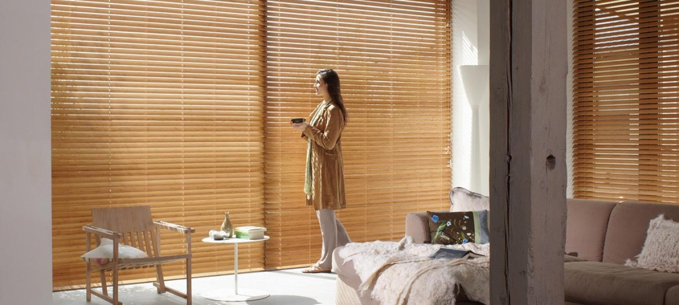 PERSIANA COUNTRY WOOD HUNTER DOUGLAS
