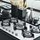 Thumbnail: Estufa Gas Profesional Acero Inox 90cm  FHCR9054GTCHEXAC - FRANKE