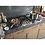 "Thumbnail: Cubierta Gas Inox  36"" PGP9036SLSS - GE Profile"