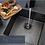 Thumbnail: Lavaplatos Acero Inoxidable ARES - Cohelum