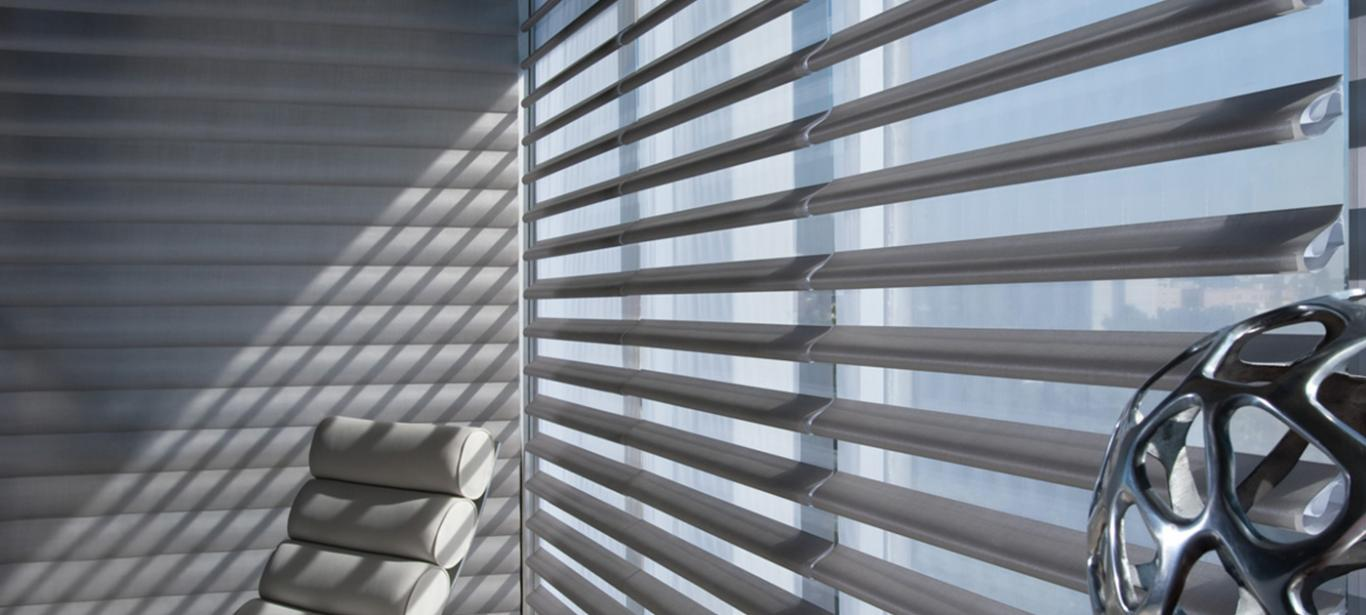 CORTINA PIROUETTE HUNTER DOUGLAS