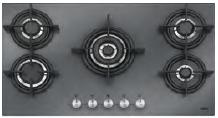 Estufa Crystal Steel 90