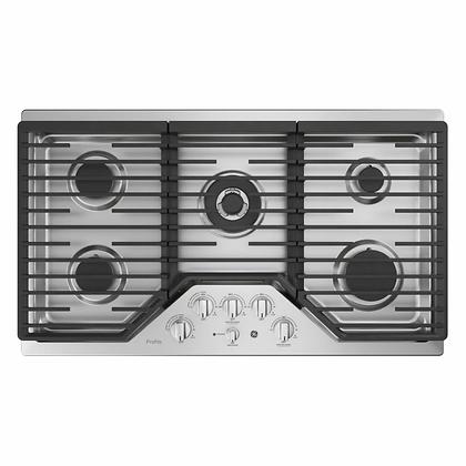 "Cubierta Gas Inox  36"" PGP9036SLSS - GE Profile"