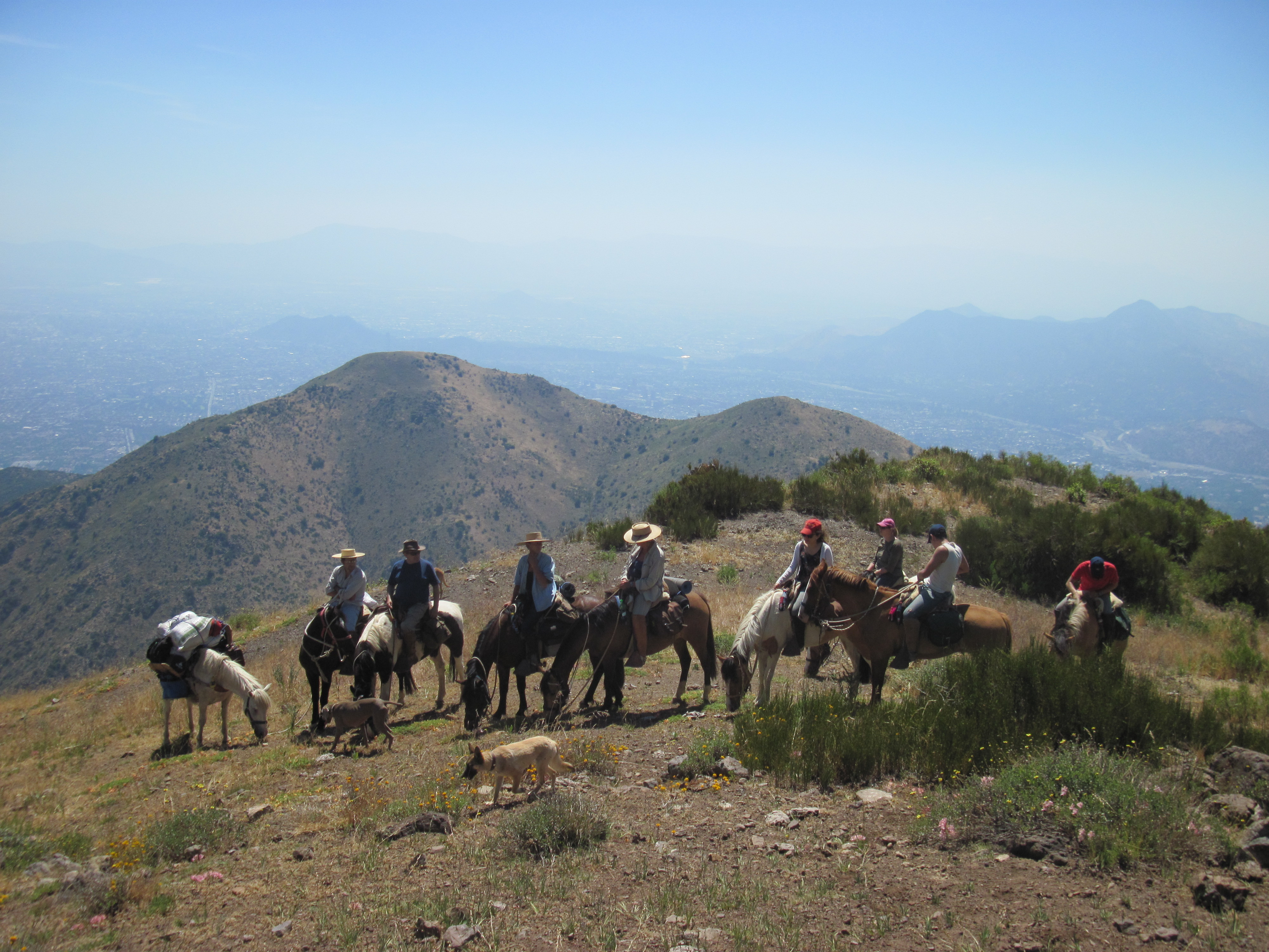 Cabalgatas Santiago