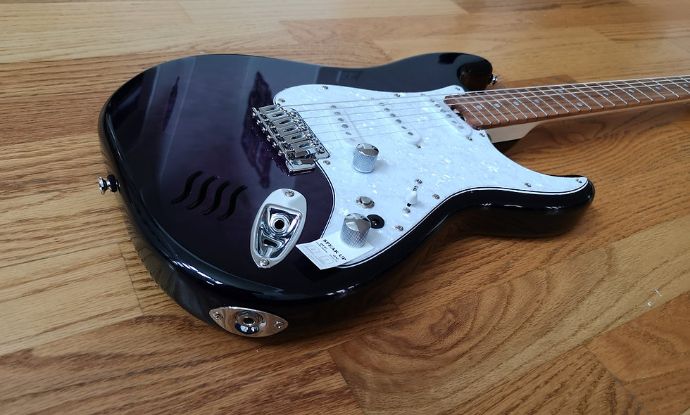 C&G Thunder EFB-ST 2019 Bluetooth+Build-in Speaker, One-Man-Band Guitar