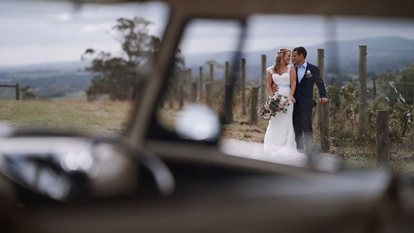 Ruth wedding video