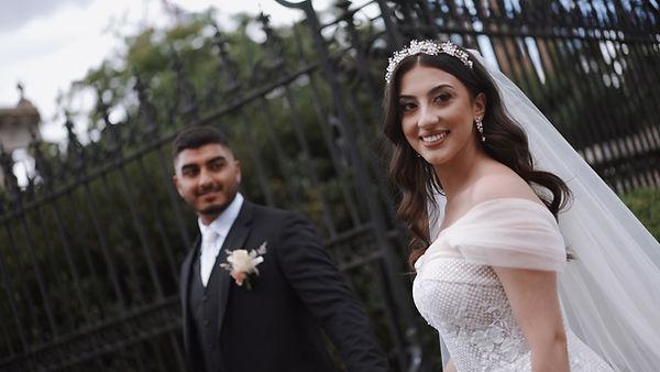 Rumeysa wedding video