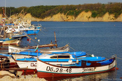 Рыболовные лодки