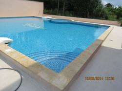 Хороший вход в бассейн