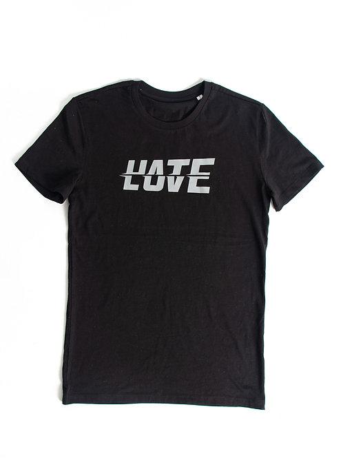LOV/ATE Tee Black/Grey