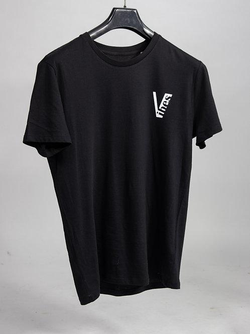 V1 Staple Tee Black