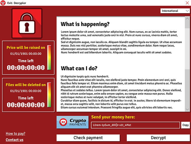 """Unusual and Really Scary"""" -- Recent Ransomcloud Chain has Security"""