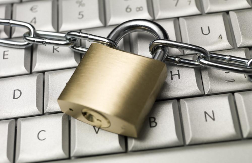 Locked Keyboard