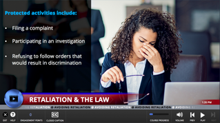 Retaliation Training for Law Firms