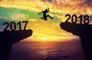 Reflecting on 2017: Gratitude, Grind & Getting 'Er Done!