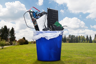 How Should I Throw Out My Laptop? Securely Discard Computers, Smartphones and Other Electronics