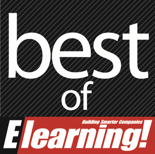 "SavvySMART Content Library Earns ""Best of Elearning"" Finalist Spot!"