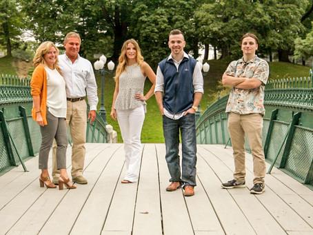A Special Family Photo Shoot at Washington Park