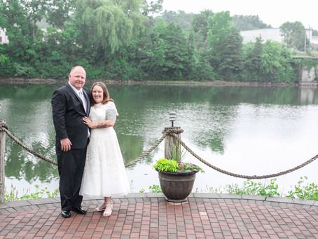 Liz & Frank's Waters Edge Lighthouse Wedding
