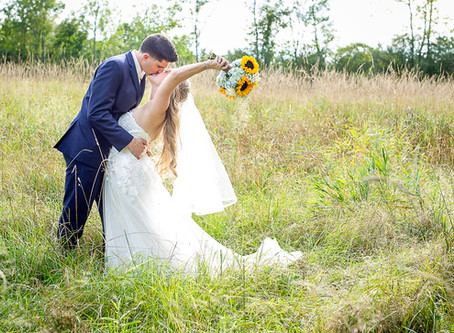 Adam & Sarah's Lakeside Wedding