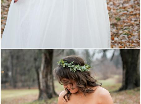 Derek & Tasha's Winter Wedding