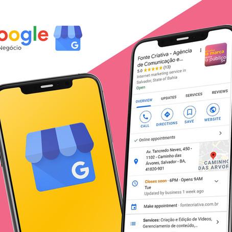 Google Meu Negócio: o que é e como aproveitar para a sua empresa