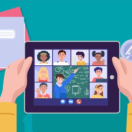 Pandemia, Escolas e Redes Sociais