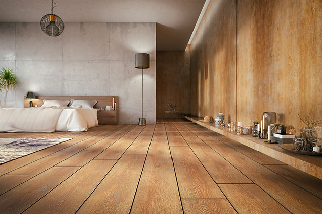 Bedroom Wood Flooring