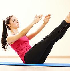 Pilates solo