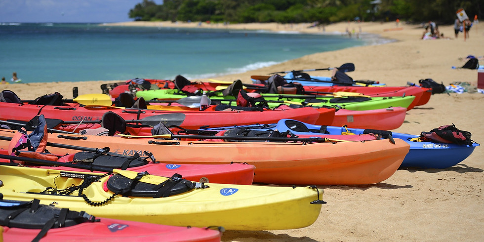 Intro to Kayaking