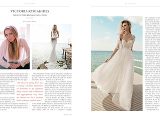 VICTORIA KYRIAKIDES THE COUTURE BRIDAL COLLECTION - Social Life