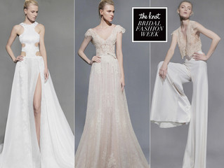 If You Love Mermaids, Victoria KyriaKides's Spring 2016 Wedding Dresses Are for You