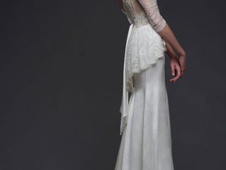 Fairytale Dress: Victoria Kyriakides Couture Bridal Collection Fall 2015