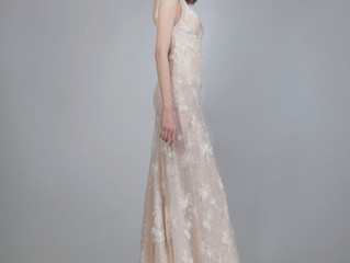 Victoria Kyriakides Fall 2016 Bridal Collection: Floral Constellations