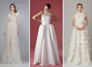 The 10 Dreamiest Looks From Bridal Fashion Week