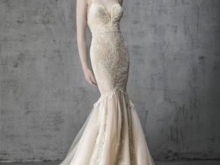 11 Whimsical Wedding Dresses That Exude Mythical Vibes