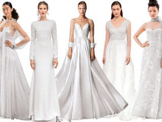 45 Summer Wedding Gowns That Show Just a Little Extra Skin - The Cut