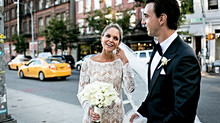 DOWNTOWN NEW YORK WEDDING | LUCY & ANDY