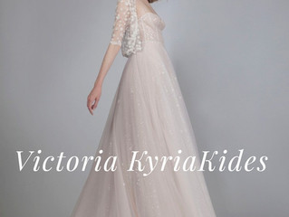 Victoria KyriaKides Fall/Winter 2016 Bridal Collection